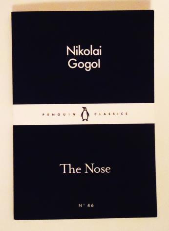 Nikolai Gogol The Nose