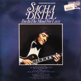 Sacha Distel I'm in the moof for love