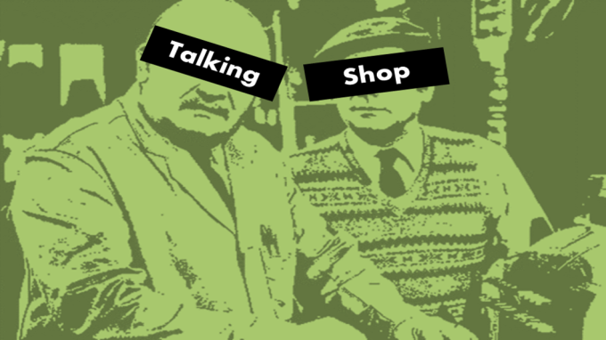 Talking shop - it's grin up North!